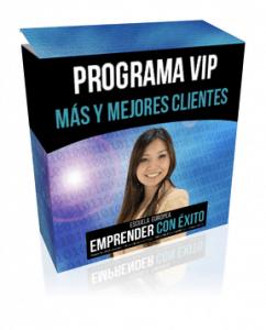 Programa VIP Más y Mejores Clientes con Sandra Llinares