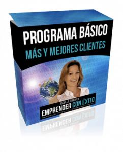 Programa Básico Más y Mejores Clientes con Sandra Llinares