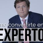 Cómo convertirte en un experto