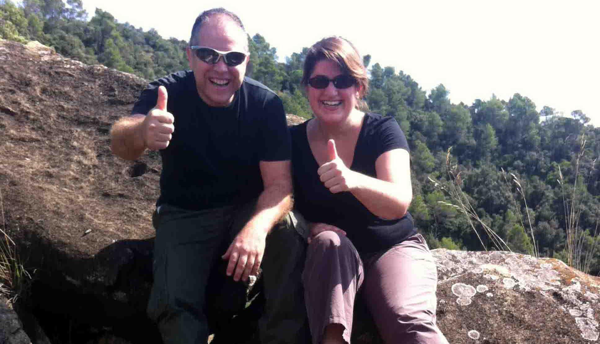 La excursión a una cueva con mensaje oculto - Sandra Llinares y Juan Marín Pozo