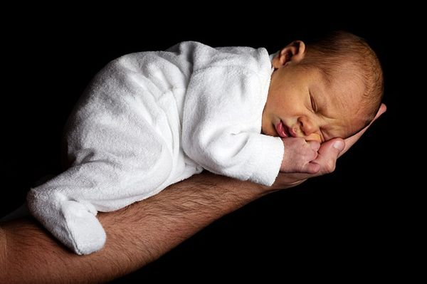 bebé foto gratis de Pixabay