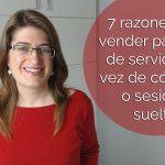 7 razones para vender paquetes de servicios en vez de consultas o sesiones sueltas