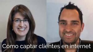 Cómo captar clientes en internet con Iván de Benito