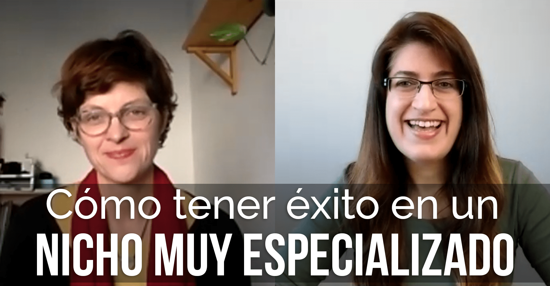 Cómo tener éxito en un nicho muy especializado - Entrevista Eva Puig
