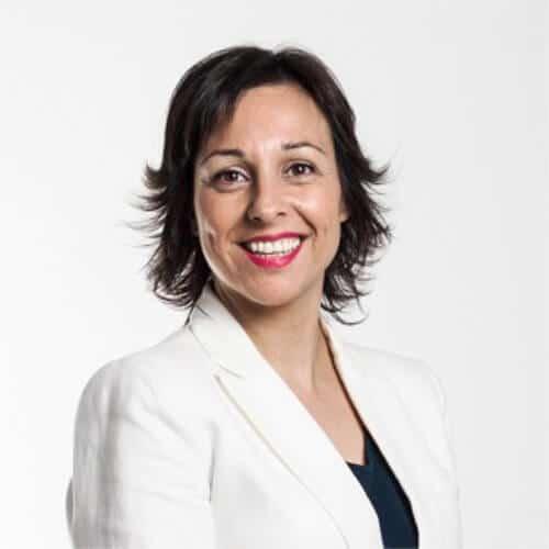 Mónica Fernández. Coach